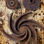 """Rusty Gears"" by photogarry"