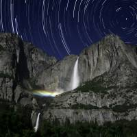 Over the Moonbow Art Prints & Posters by Love Mushroom Photography