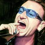 """Bono: A Mole!"" by KellyEddington"