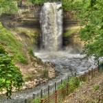 """Minnehaha Falls"" by Hunerbergphoto"