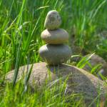 """Stacked stones"" by RichardAustin"