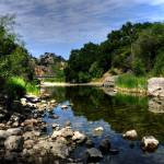 """Malibu Creek"" by RichardAustin"