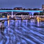 """Mississippi at 35W Bridge"" by Hunerbergphoto"