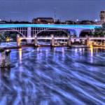 """Mississippi at 35W Bridge"" by Hunerbergphoto"