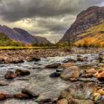 """In To The Valley Glencoe"" by derekbeattieimages"