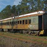 """Old Train Car"" by NelsonWatkins"