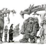 """fantasy family"" by jameskeatingart"