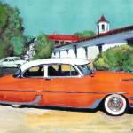"""Orange Beast Old Town San Diego"" by BeaconArtWorksCorporation"