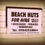 """Rustic Beach Sign"" by TJ-Falconer"