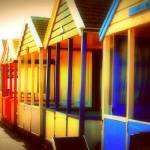 """Southwold Beach Huts"" by TJ-Falconer"
