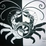 """Crabe"" by Mystia"