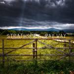 """""""Strathspey Railway"""" by wulfman65"""