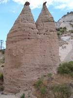 Tent Rocks Twins, Kasha Katuwe Nat'l Monument, NM