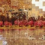 """Colorful Balboa Lake Landscape"" by Aneri"