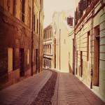 """Mediterranean Alley"" by TJ-Falconer"