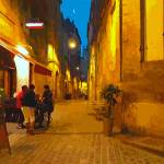 """Old Bordeaux by Night"" by Scolas"