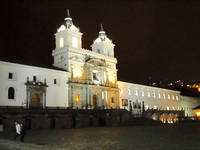 San Francisco Church, Plaza Grande, Quito