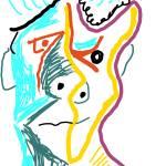 """""""Samuel #6 Portrait"""" by mvaillette"""