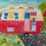 """Vintage Dream Camper - It"