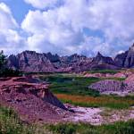 """badlands_entry_pointhills"" by dennisgorman"
