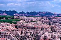 The Badlands Three