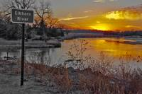 Elkhorn River Sunset 2