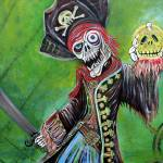 """Pirate Quest - The Golden Skull"" by ArtPrints"