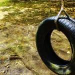 """""""Ageless Swinging Tire"""" by sandrapenadeortiz"""