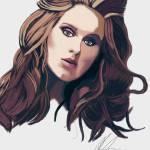 """""""Adele"""" by UKLady2"""