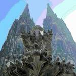 """Cologne Cathedral (Kölner Dom)"" by Triflour"