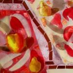 """""""fruit shop,oil,mm,50x60cm"""" by Evgueniamen"""
