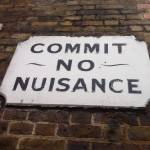 """Commit no nuisance"" by jasonhunt"