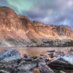 """Snowy Range Sunrise_14x11"" by BLPhoto"
