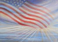 America Robed in Glory ~ Revelation 21:1-7