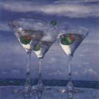 Martinis with Olives