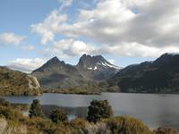 Dove Lake and Cradle Mountain, Tasmania 003