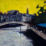 """Boardwalk, Hapenny Bridge"" by irishkc"