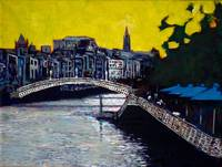 Boardwalk, Hapenny Bridge