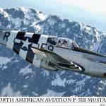 """""""P-51 Mustang """"Impatient Virgin?"""""""" by pursuitpux"""