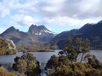 Dove Lake and Cradle Mountain, Tasmania 006