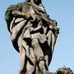 """Statue of St. Vitus"" by circlingtheglobe"