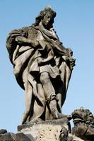 Statue of St. Vitus