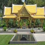 """Thai Pavilion, Madison, WI"" by donjo"