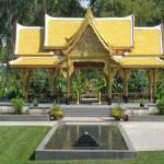 """Thai Pavilion, Madison, WI"" by donjo"