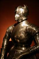 A suit of armor, Prague