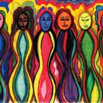 """6 six women of color"" by AngelaHayden"