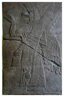 The Assyrian God Ashur, Pergamon Museum, Berlin