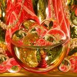 """Red and Gold Christmas"" by tricia"