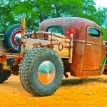 """Texas Pickup"" by artstoreroom"