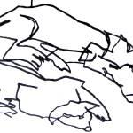 """Let Sleeping dogs lie"" by vangrillo"